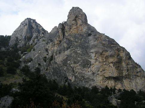 гора-альпинистов